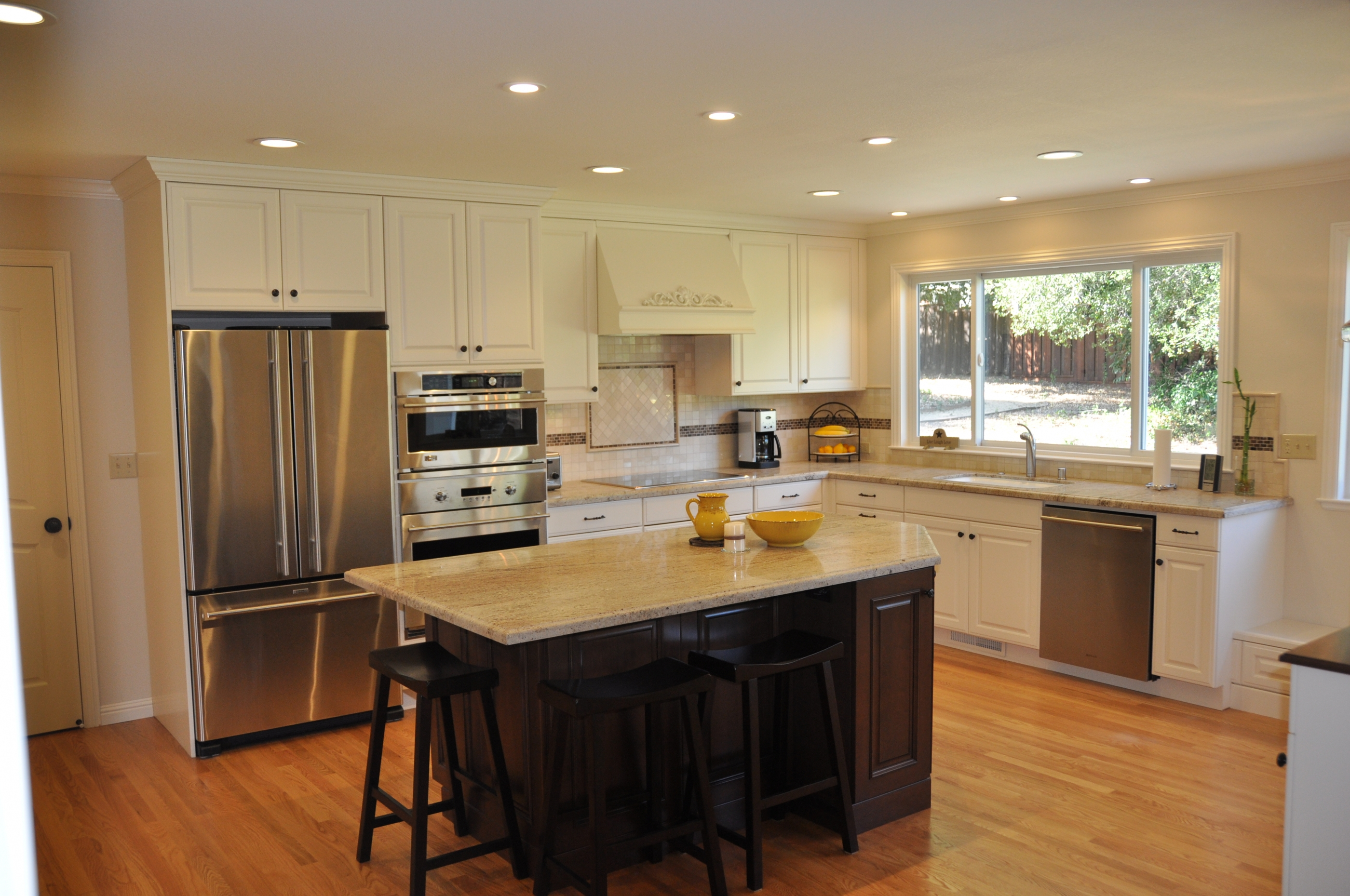 Kitchen, Bathroom & Breakfast Nook - Danville, CA