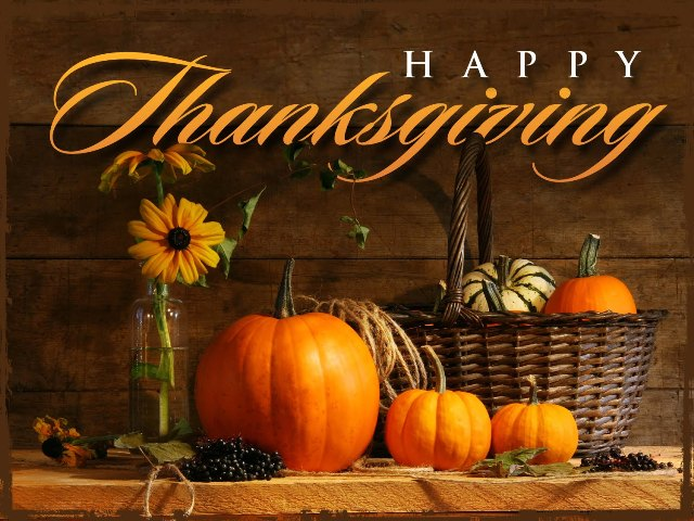 Happy Thanksgiving Happy Thanksgiving from Diablo Valley Cabinetry