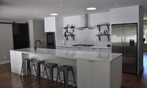 Modern Kitchen Cabinetry