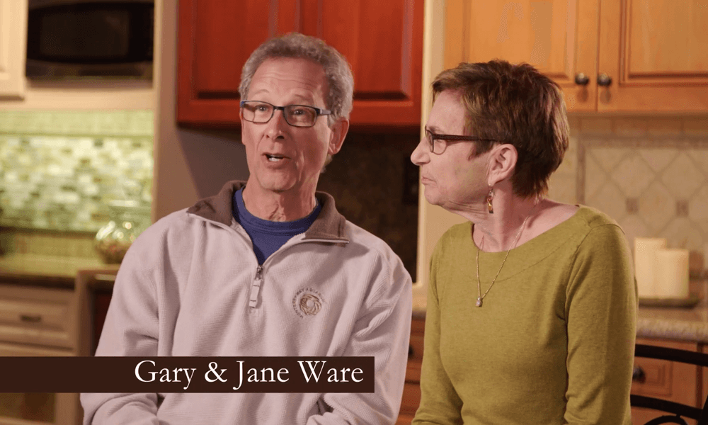 Gary & Jane Customer Testimonial