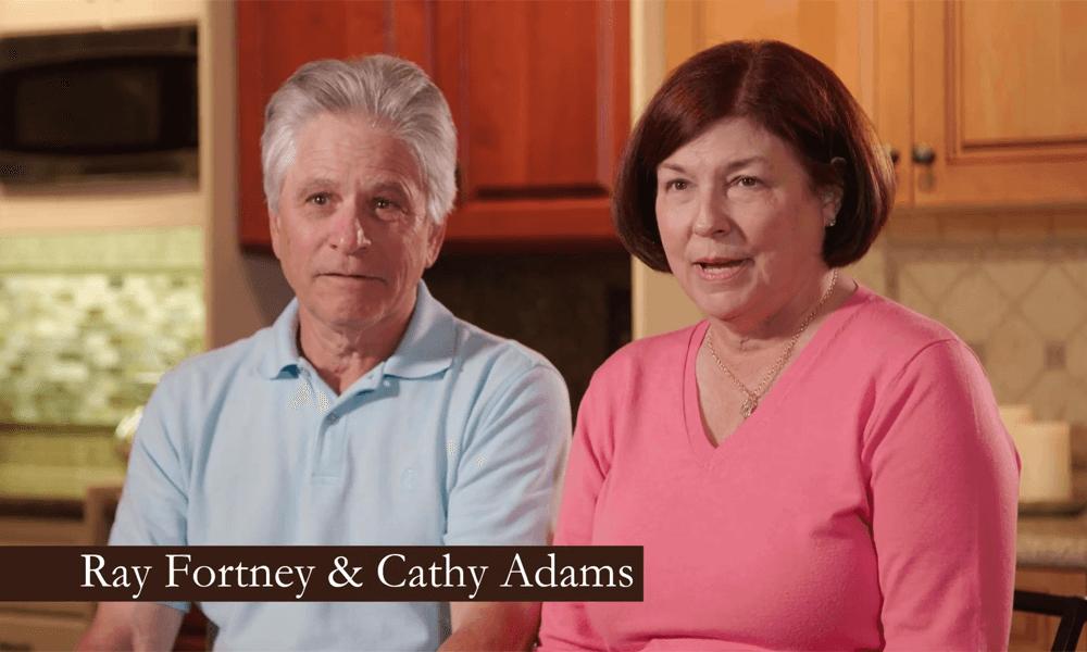 Ray & Cathy Customer Testimonial
