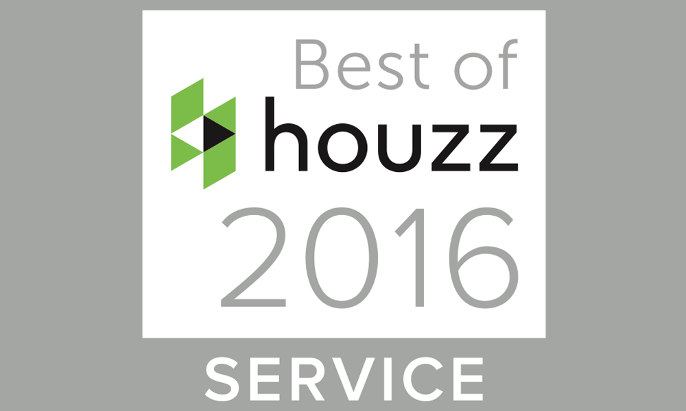 Diablo Valley Cabinetry Awarded Best of Houzz 2016 for Customer Service