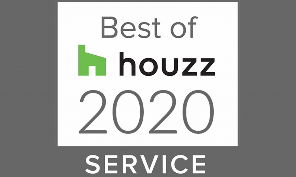 Diablo Valley Cabinetry Awarded Best of Houzz 2020 for Customer Service
